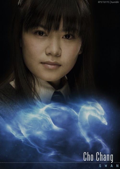 Day 4: Least Favorite Female Character  Cho Chang. She is way to winey, a wimp, and a player (from Cedric to Harry way to quick!) and rats out the DA! (it doesn't matter she took a potion lol)