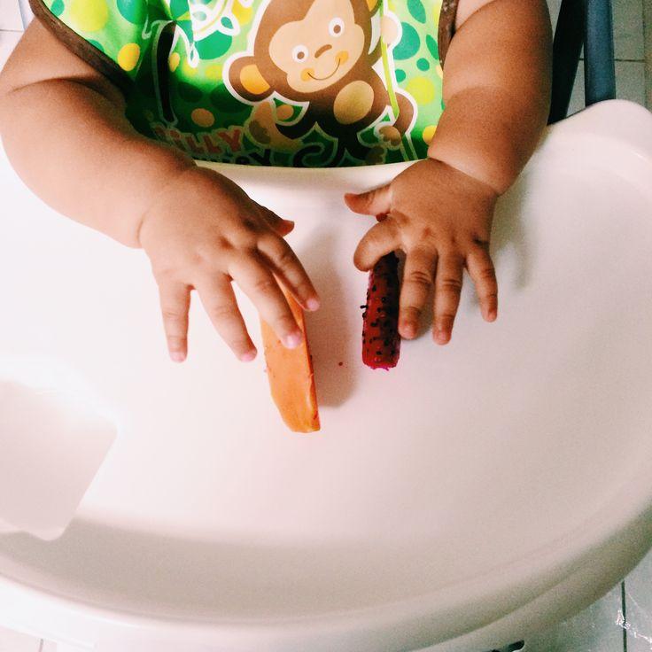 Day 11 #BLW #BabyLedWeaning