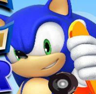 Sonic the melhor corredor do mundo - Jogos 100