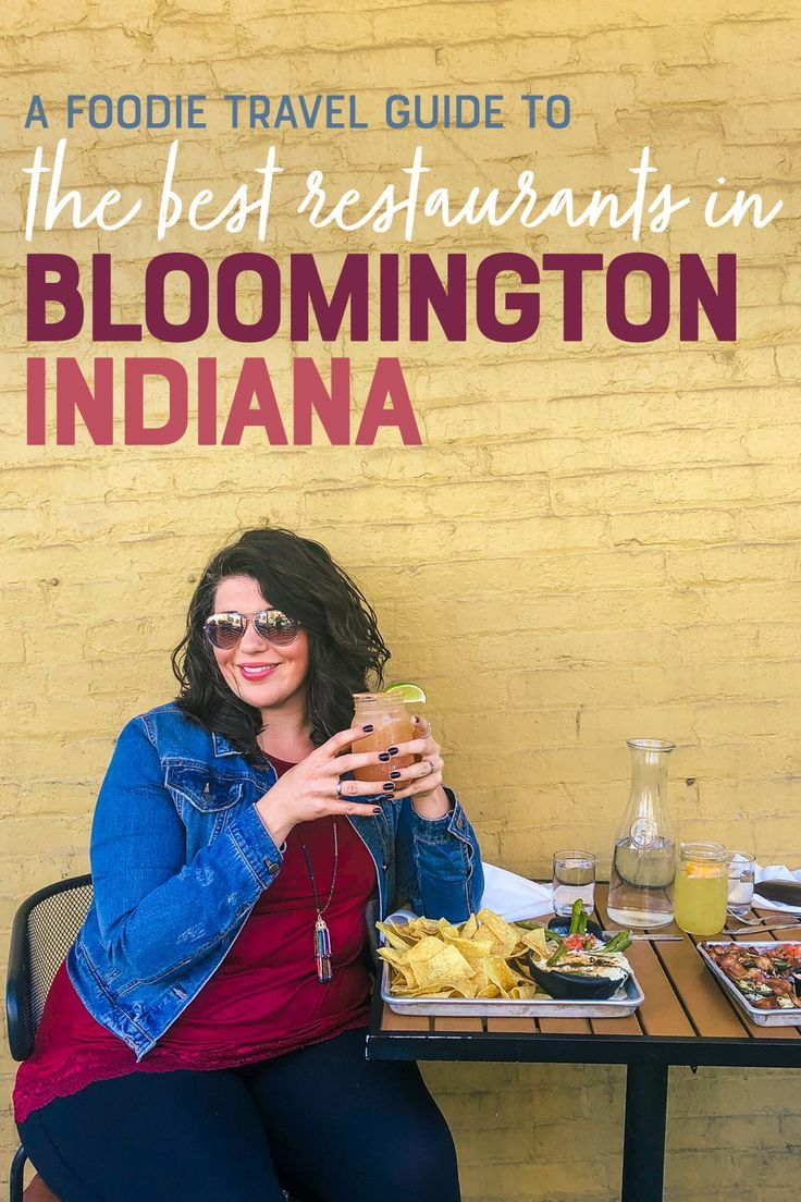 A Foodie S Guide To Bloomington Indiana Restaurants Bloomington Indiana Restaurants Bloomington Indiana Indiana