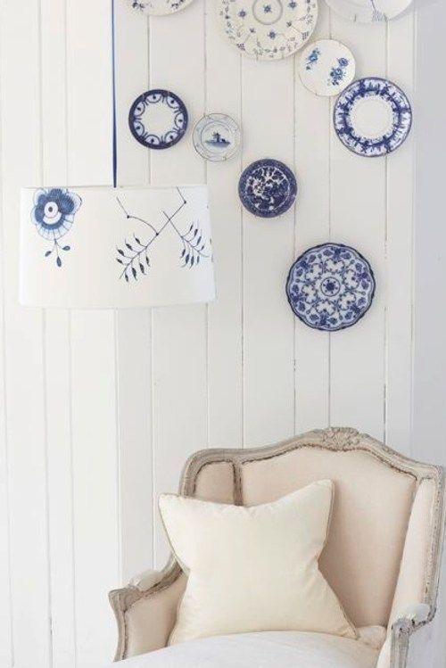 Ideas para #decoración con #platos. Visita www.quijoteworld.com y encontraras Platos del #Quijote únicos e irrepetibles. Pintados a mano por artesanos manchegos