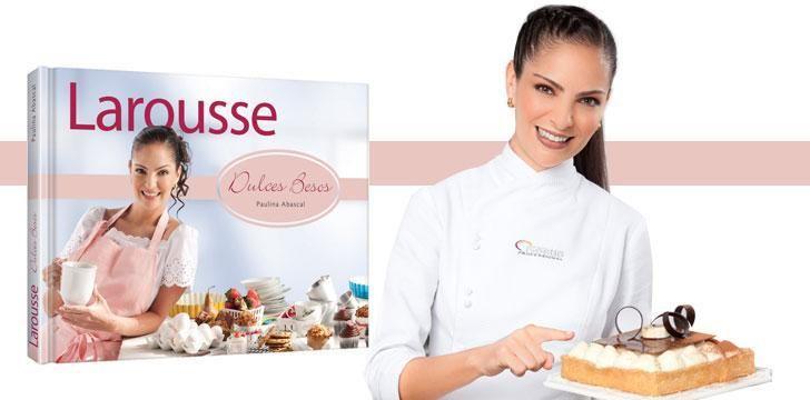 "Chef Paulina Abascal te regala ""dulces besos """