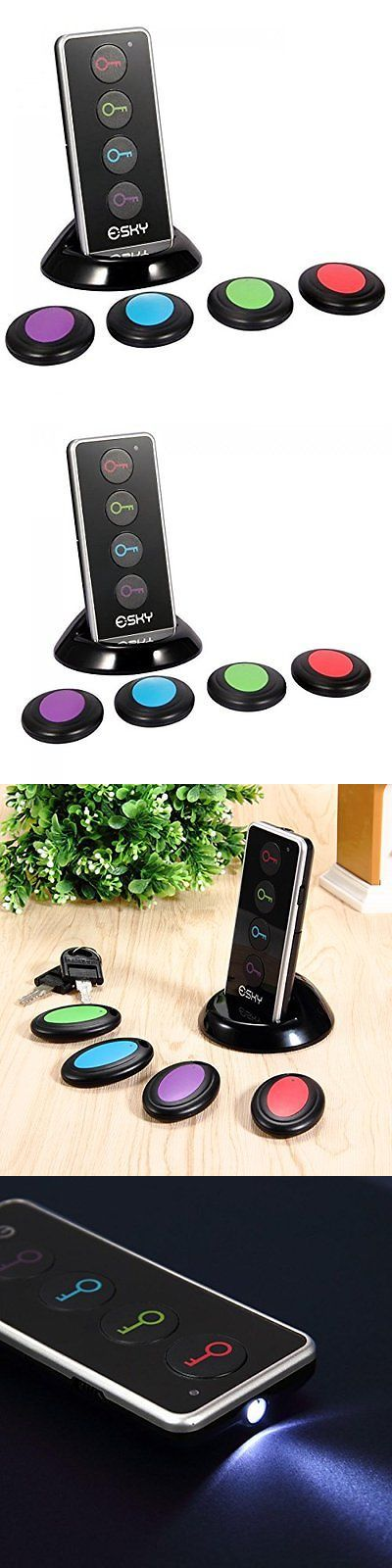 LED Light Key Chains: Key Tags And Chains Wireless Rf Item Locator Key Finder Support Remote Control, Rf -> BUY IT NOW ONLY: $30.24 on eBay!