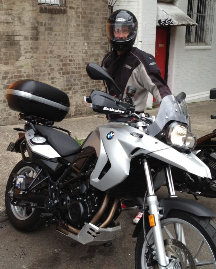Jonathan is off for a couple of days riding down the South Coast and the Blue Mountains - wish we were doing the same...