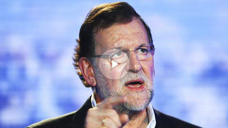 """Mariano Rajoy, presidente en funciones, ha negado desear unas terceras elecciones asegurando que la simple idea le parece un """"disparate""""."""