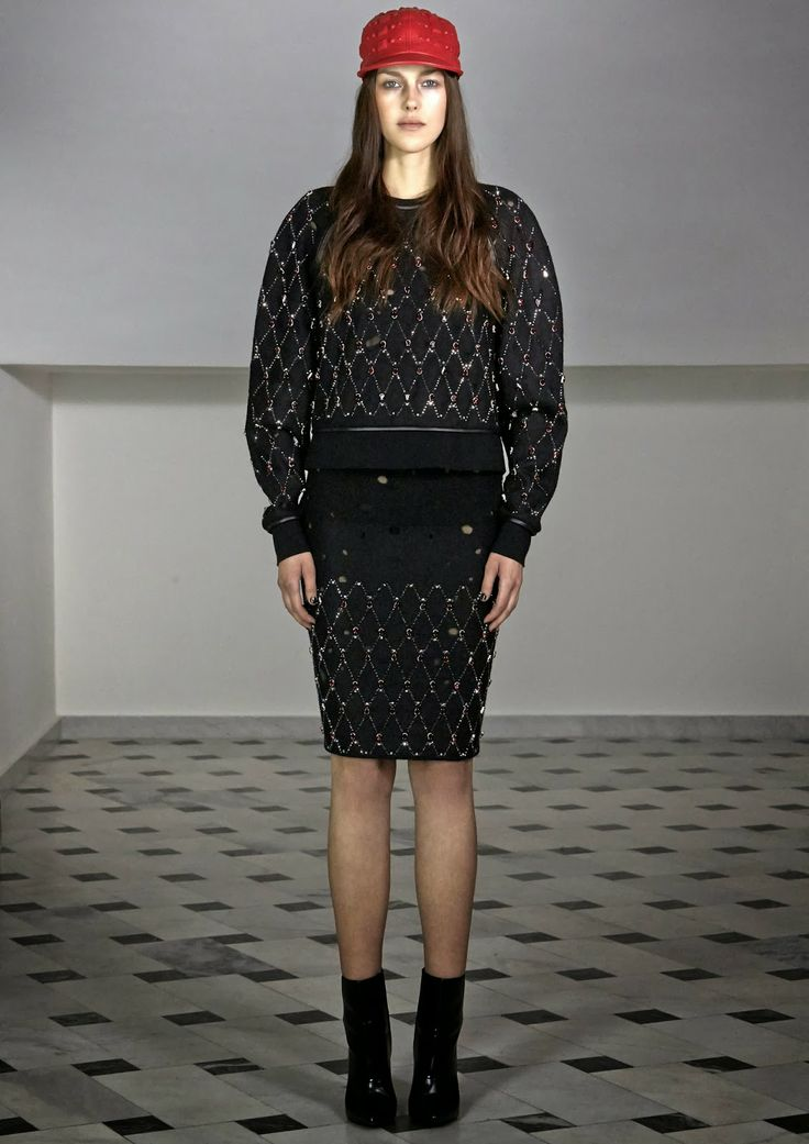 Gaetano Navarra Fall Winter 2014 -15