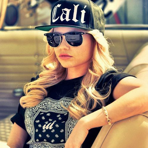 Chelsea Chanel Dudley aka Chanel West Coast.