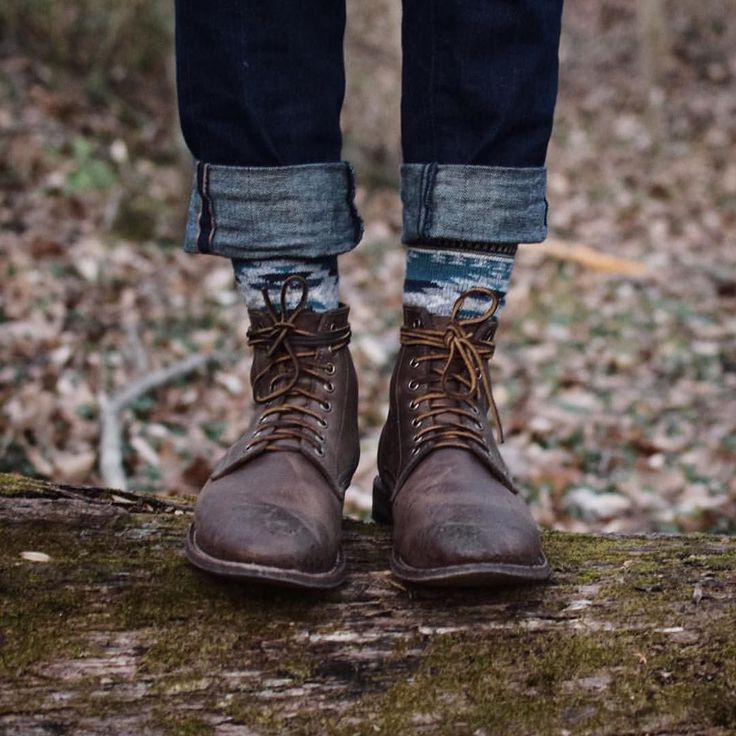 "selvedge-socks-shoes: "" ""The Oak Street icon piece - shop them with the link in our profile - the Natural Trench Boot 📷 by @youngsilhouette @horweenleather #oakstreetbootmakers #finestquality #madeinusa #madeinamerica #selvedge #selvedgedenim #chup..."