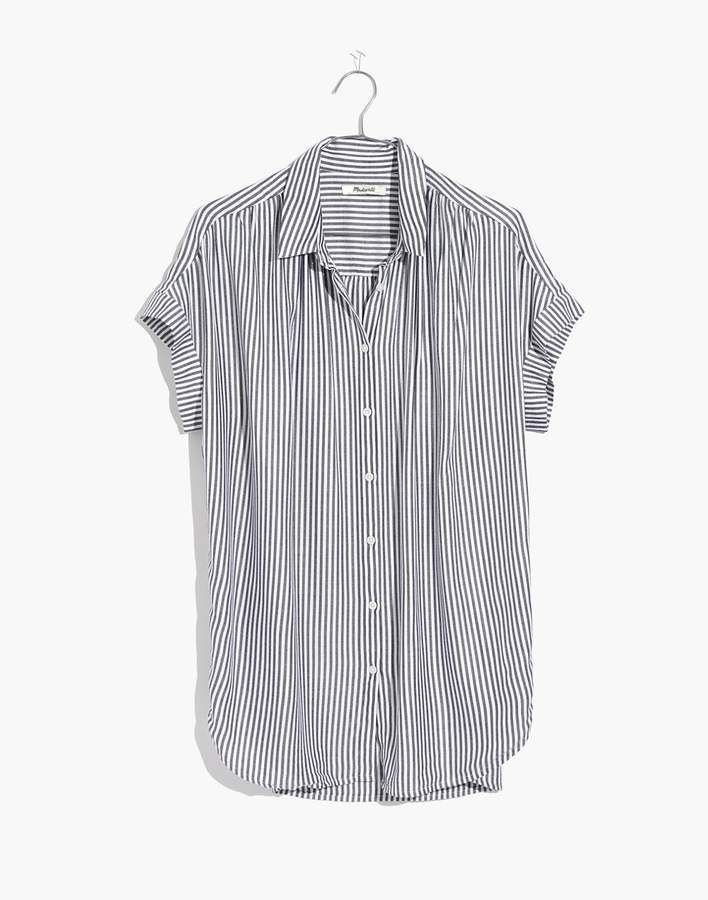 e6bcd1d191452f Shop for Central Shirt in Gabriel Stripe by Madewell at ShopStyle. Now for  $69.50.