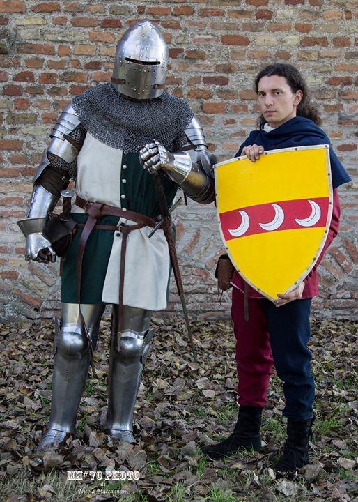 Vestizione del Cavaliere 2016 – Compagnia d'Arme del Santo Luca