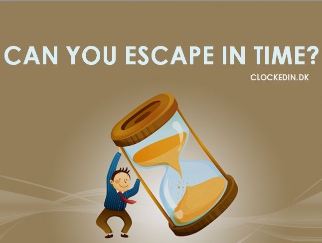 In Live escape rooms are unique and a lot of fun to play. Book now to play #LiveEscapeGame at clockedin.dk