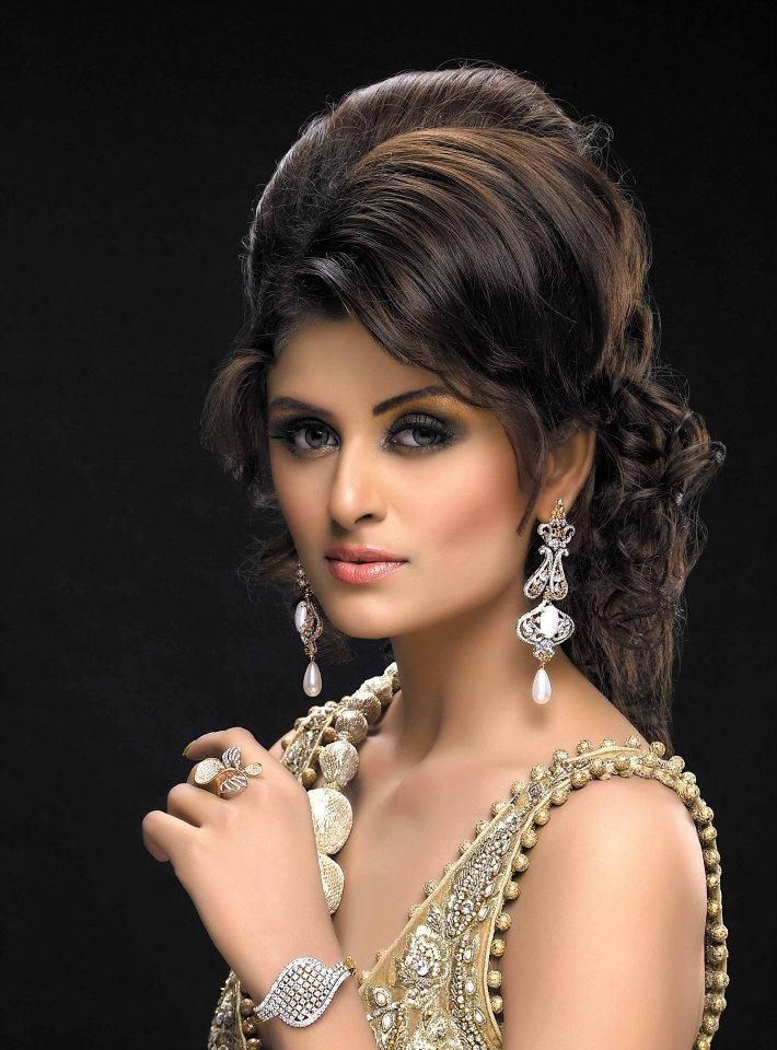indian wedding hairstyle gallery%0A    Simple Wedding Hairstyles Ideas To Try