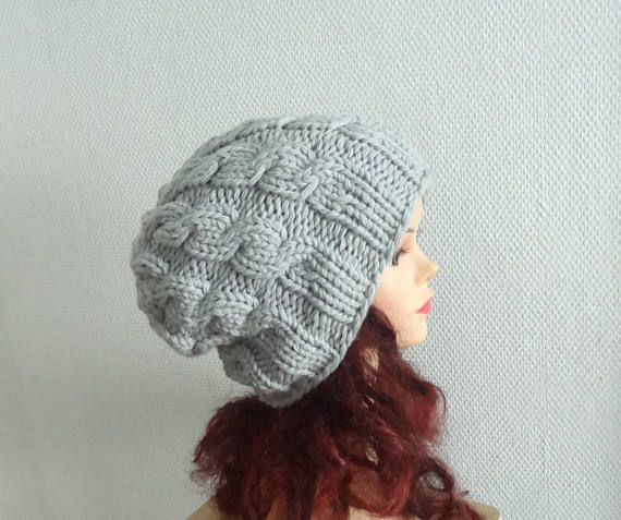 UNISEX Sacking Winter Hat  winter Accessories  Slouchy
