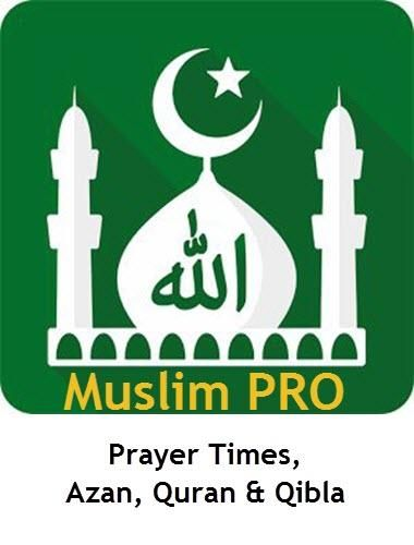 Download Muslim Pro PRO/Premium Android APK, OBB and MOD File. The most popular Muslim PRO app Recognized by more than 25 million Muslims around the world as the most accurate prayer time & azan application, Muslim Pro also features the full Quran with Arabic scripts, phonetics, translations and audio recitations as well as a Qibla locator, an Islamic Hijri calendar, a map of halal restaurants and Mosques, etc.