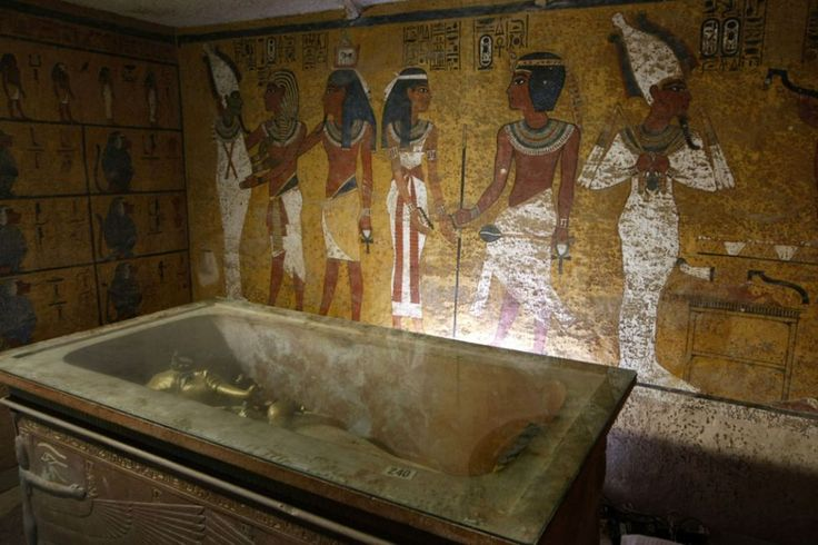 The Curse Of King Tuts Tomb Torrent: Relatively Obscure During His Lifetime, Tutankhamen–or
