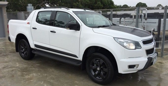2016 Holden Colorado Z71 Review http://behindthewheel.com.au/2016-holden-colorado-z71-review/