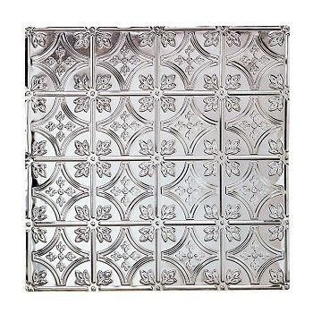 #Ceiling #Tiles Tin Fleur-de-Lis Circle 2' x 2' # 19216 Shop --> http://www.rensup.com/Ceiling-Tiles/Ceiling-Tiles-Tin-Ceiling-Tile-Fleur-de-Lis-Circle-2-x-2-ft-Tile/pd/19216.htm