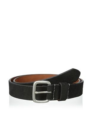 55% OFF Gordon Rush Men's Sorrento Belt (Black)