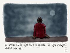 Het is weer (een regenachtige) vrijdag en daarmee tijd voor drie fijne blogs. Illustrator Yvon deelt op haar blog de leukste dingen die ze met de app Paper maakt. Schrijver Bart Moeyaert legt op zijn blog zijn dagen in illustraties vast. En ga tot slot ook even kijken op de blog van Jeroen Van Zwol, een freelance illustrator en designer uit Gent. Illustratie: bartmoeyaert