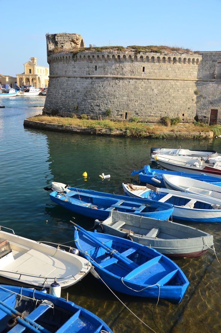 Gallipoli, Puglia, Italy Lecce