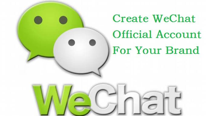 We will create WeChat Official Account for your company, even if you don't have a company registered in China.  You just need to provide:  1.WeChat Channel Name: You can't change after registeration 2.Mail: use to login wechat channel and change password 3.LOGO: Please send square LOGO 4.WeChat Description: 120 Chinese Characters max. We can help translate for free if you provide English description 5.Company Address: your actual company address, not necessarily address in China.