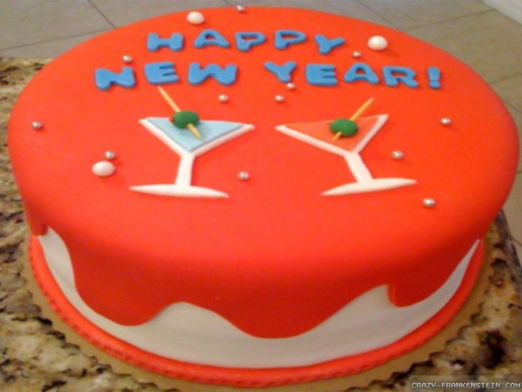 Happy-New-Year-Cake-Design-Ideas-For-2016-3