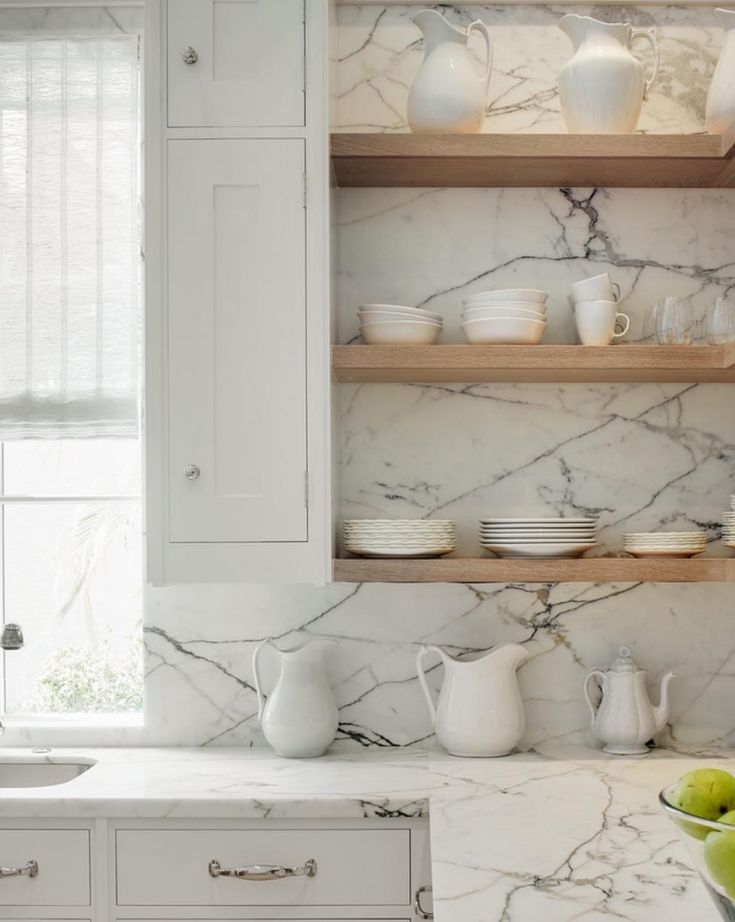 25 Best Ideas About White Marble Kitchen On Pinterest