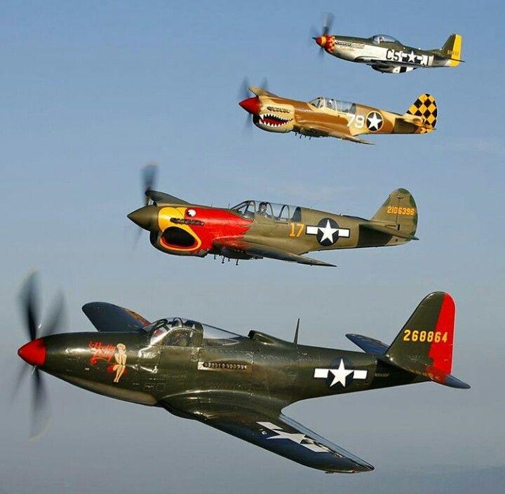 514 besten USAAF Fighter Escort Bilder auf Pinterest | Flugzeuge ...