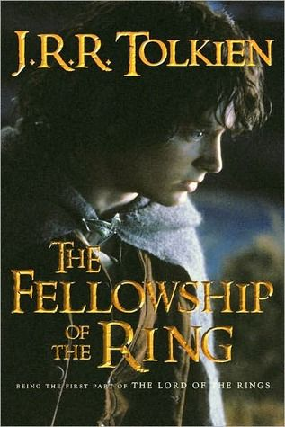 THE FELLOWSHIP OF THE RING (THE LORD OF THE RINGS #1) by J.R.R. Tolkien