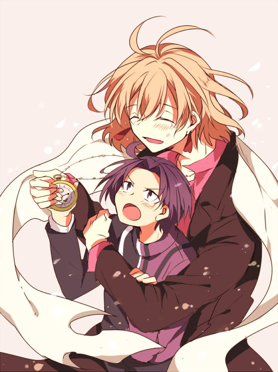 Misono and Lily <3