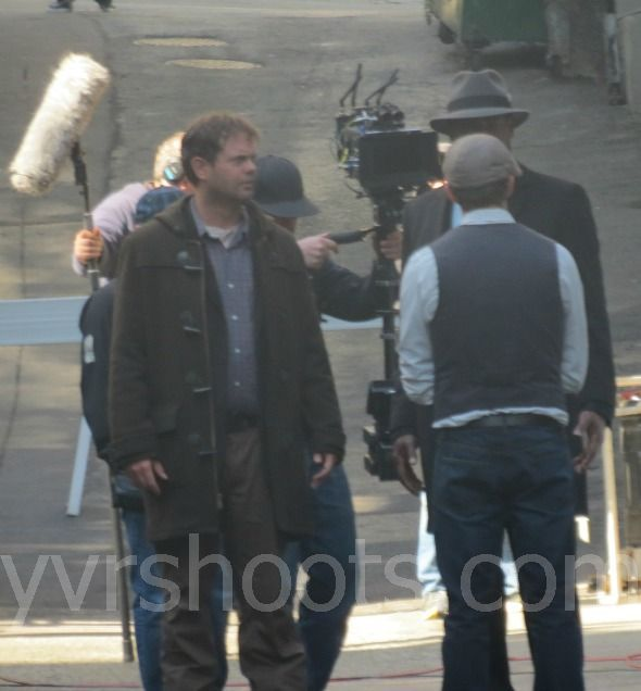 TO SERIES: BACKSTROM Pilot Starring Rainn Wilson Goes to Series on FOX | yvrshoots