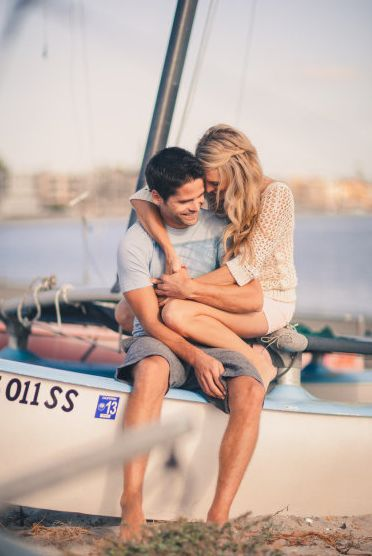 #couple #photography #love #cuddle #boat