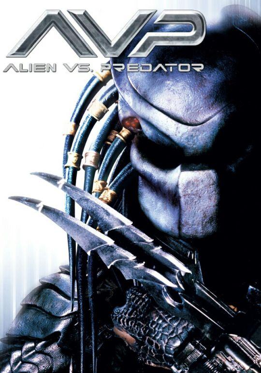 AVP: Alien Vs. Predator (2004)  Dir. Paul W. S. Anderson   Sanaa Lathan, Lance Henriksen, Raoul Bova
