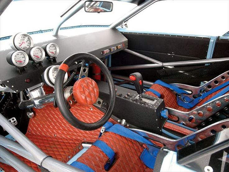 1968 Toyota Corona Unorthadox Hot Rod Interior Photo 4