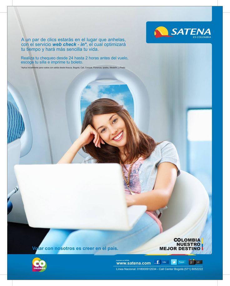 Para Gr Group Colombia - Cliente: SATENA
