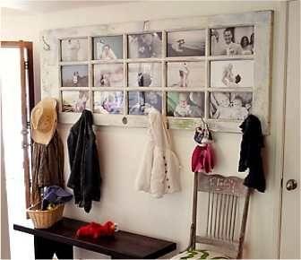 diy french door picture frame - Door Picture Frame