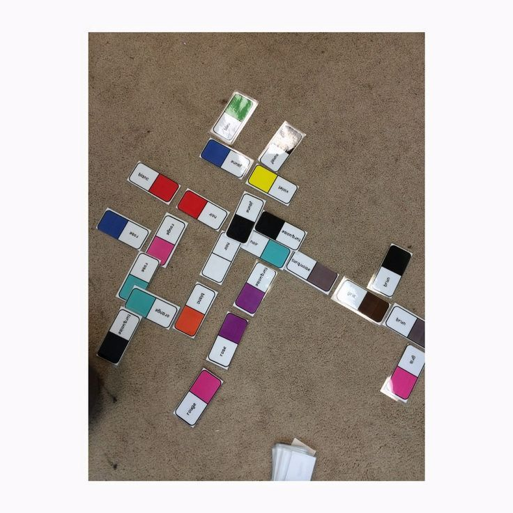 French colour games! For French Immersion or Core French