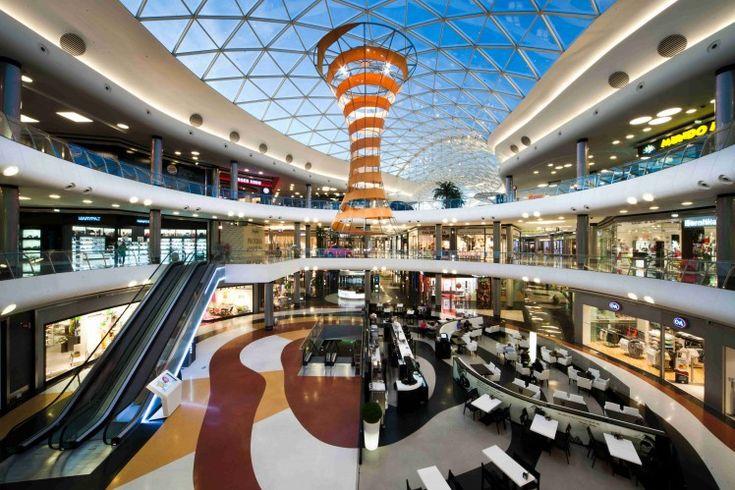 Shopping mall business center marineda city a coru a mmo architecture ismael p rez moro - Centro comercial moda shoping ...