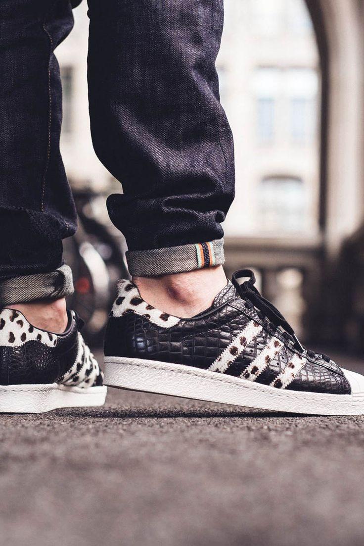Adidas Superstar Animal