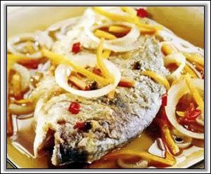 Escoveitched fish recipe west indian style simple for Jack fish recipe