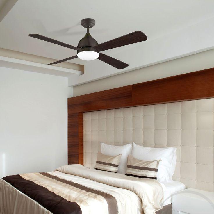 Borneo ventilatore - Leds C4 Illuminazione - Soffitto - Progetti in Luce