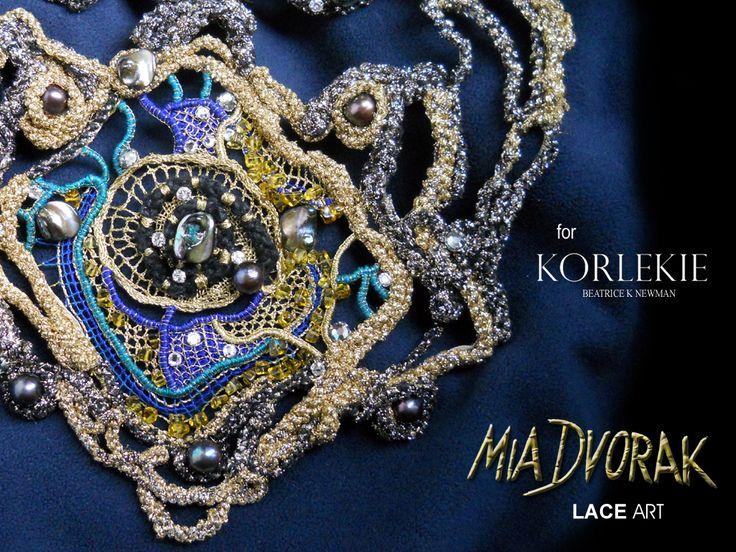 """""""Heart"""", for Korlekie - Bohemian Needle Lace"""