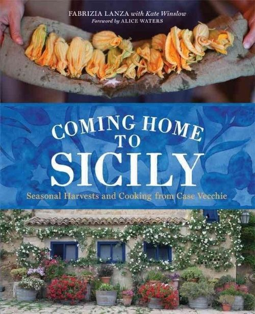 Coming Home to Sicily by Fabrizia Lanza Hardcover Book (English) 9781402787836 | eBay