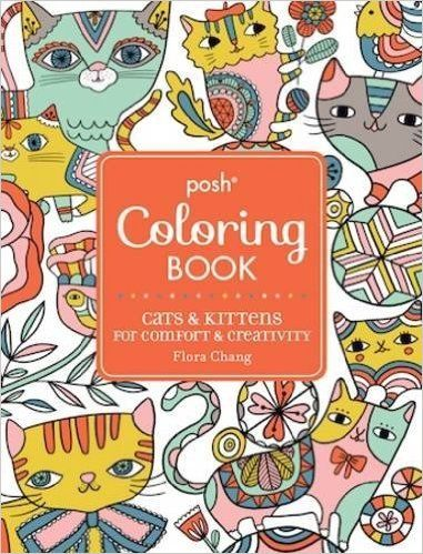 Buy A Discounted Paperback Of Posh Adult Coloring Book Online From Australias Leading Bookstore