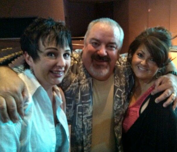 Dr Jim Cesar And Wife Tracie With Me Last Year At A