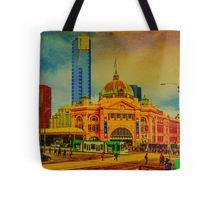 The FSS Experiment Tote Bag