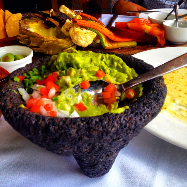 Mexican real food