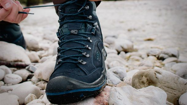 KEEN Footwear выпустит новые походные ботинки в классическом стиле  Galleo Mid WP
