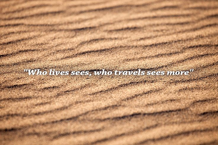 """Who lives sees, but who travels sees more""  ""الذي يعيش يرى، ولكن الذي يسافر يرى أكثر "" - Arab Proverb  @luxly_indonesia"