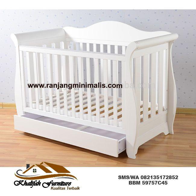 Tempat Tidur Bayi TTB24